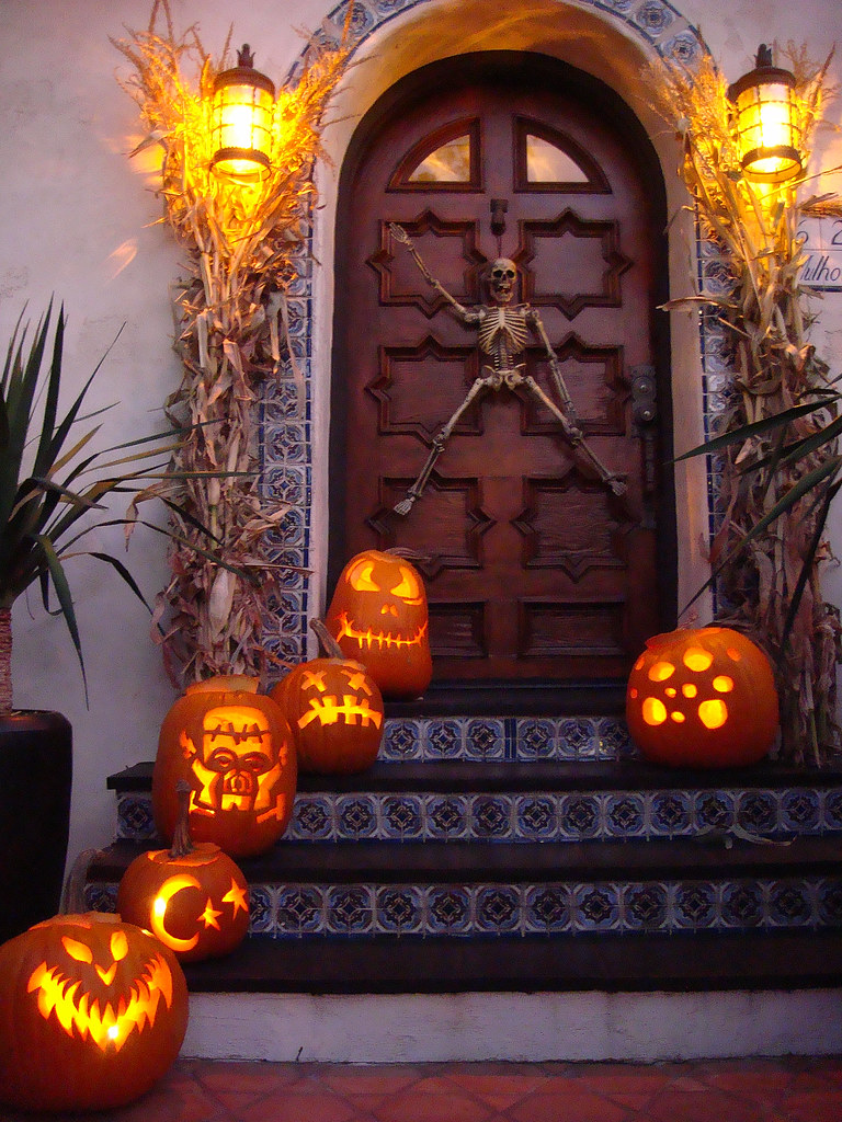 Halloween Decor design by Jeremiah Christopher