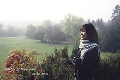 IMG_27337 (jikewen) Tags: autumn portrait mist stuttgart portrt  fujifilm sensia200   nikonf5 killesberg   nabel nikkor50mmf18d    canoneos40d  hohenpark sigma28200mmdasphericalif