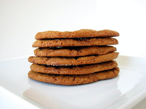 TWD Molasses Spice Cookies