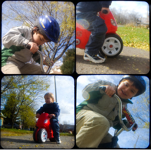 288b:365 TTV bikes collage