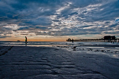 """Naples, Beach - """"HDR"""" overview"""
