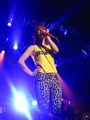Hayley Williams(Paramore