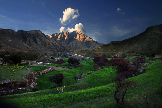 Landscape in Peshawar Pakistan