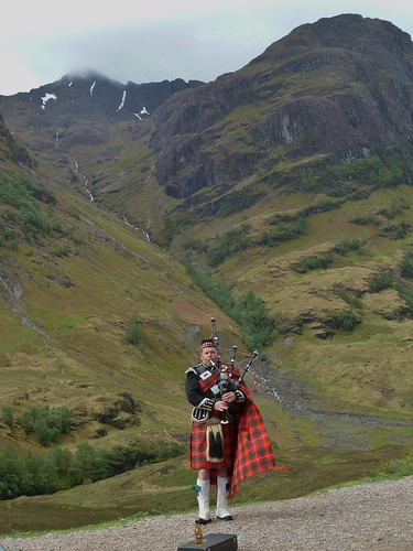 Piper at Glencoe