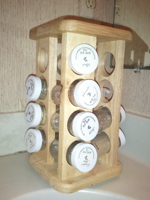 Before: The Spice Rack