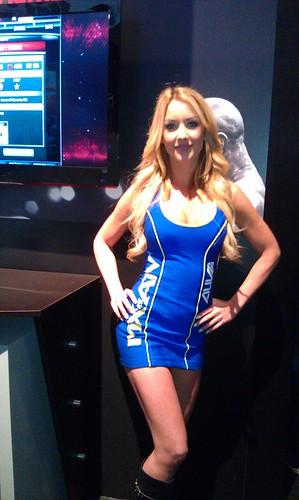 Booth Babes  E3 2011