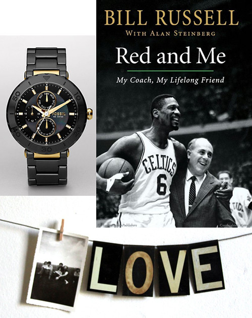 Black and Gold - Perfect Fathers Day Gift Ideas