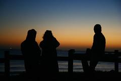IMG_7124 (MAZERA) Tags: ocean silhouette sunrise canon lens eos 350d pier rainbow colours eos350d f28 1755 catherinehillbay mazera
