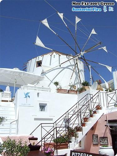 Santorini Fira 街景-14