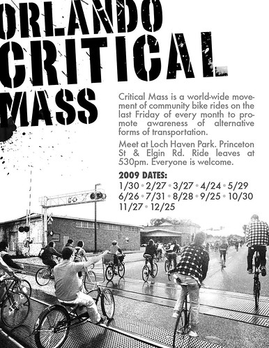 Critical Mass Orlando 2009