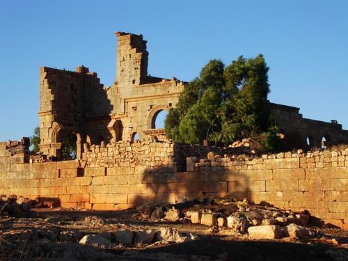 Byzantine building