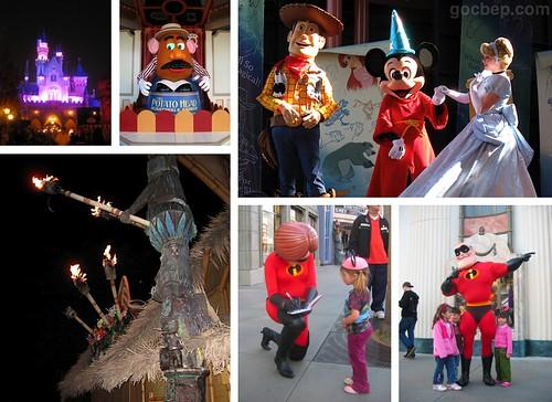 Disneyland trip '09