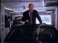 Frasier Crane car sunroof
