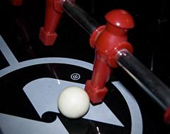 [11/365] Foosball (by Pyrodogg)