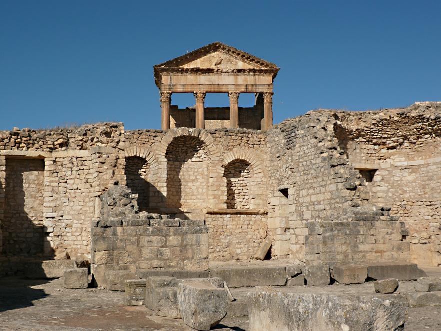 ruinasdougga