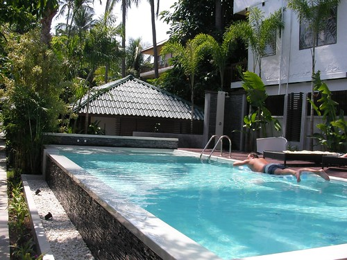 Koh samui Evergreen resort pool1