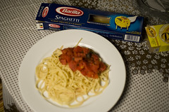 Barilla and Hunt's Taste Test