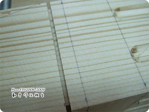 手作木工化妝台-8