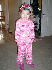 It's Pajama Day!