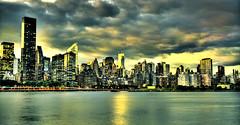 New York City (Tony Shi Photos) Tags: nyc newyorkcity usa skyscrapers eastriver lic trumptower hdr bloombergbuilding citicorpbuilding 纽约 紐約 nikond700 ньюйорк concretejungles midtownmanhattanskyline ニューヨークシティ 뉴욕시 thànhphốnewyork न्यूयॉर्कशहर tonyshi مدينةنيويورك longislandcitypiers นิวยอร์กซิตี้