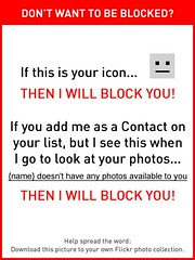 I Will Block You