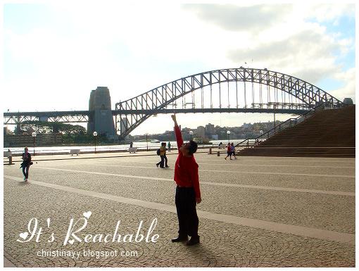 Graduation Trip: SOH (Sydney Opera House)