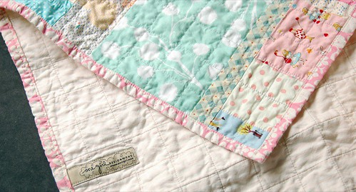 mae's pram quilt