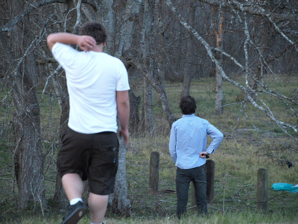 Peeing Forest