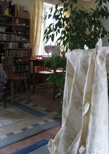 Curtain manufacture