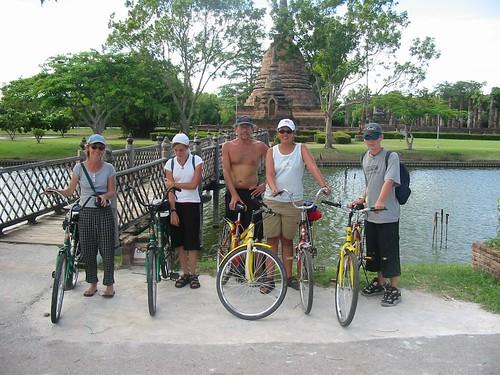 De Flandriens in Thailand