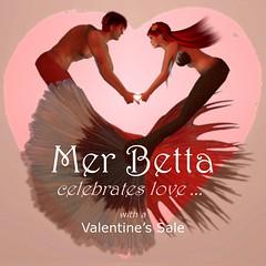Mer Betta Valentine ad - retro