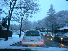 Friday Morning (vw4y) Tags: snow swansea wales unexpected