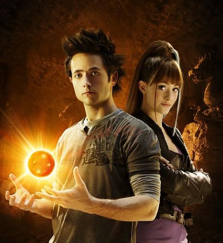 Goku & Bulma - dragonball
