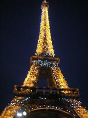 Eiffel Tower - Seine River Paris
