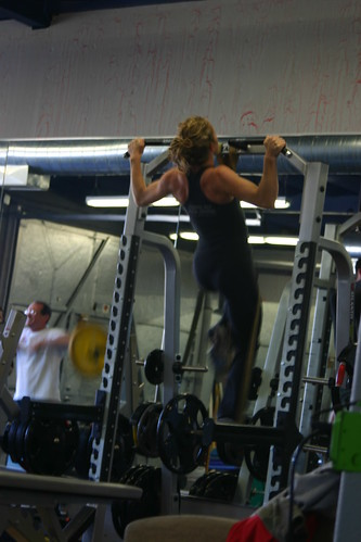 Assisted band Pull-up