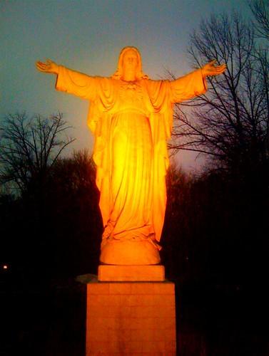 I have found Jesus - Hallelujah and April Fools
