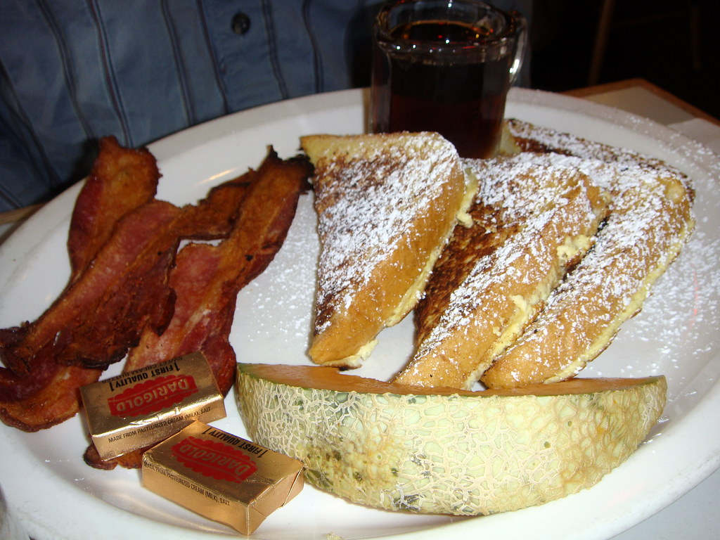 Short Stack of French Toast