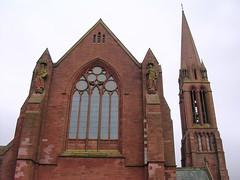 Clarks (W F B) Tags: uk church grey scotland nikon memorial 15 escocia clark february 2009 dull schottland ayrshire largs ecosse scozia 苏格兰 clarkmemorialchurch шотландия