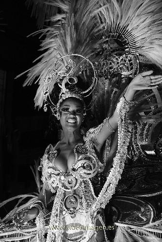 Reina del Carnaval de Santa Cruz de Tenerife 2009