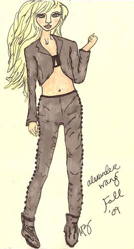 Alexander Wang Girl