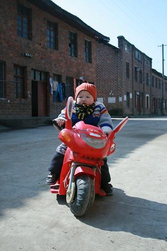 摩托车手 by hao2009.