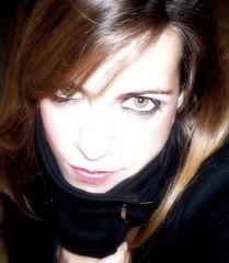 B (* Quando Cadi e Ti Rialzi Com' ?) Tags: face look eyes occhi sguardo sight glance viso
