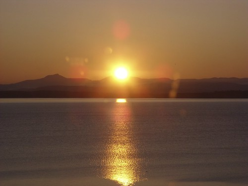 sunrise 4/19/09