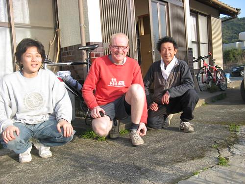 Day03 - 04 - Makoto, Me, Tomoya