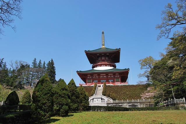 Gran Pagoda de la Paz del Narita-san Shinshō-ji