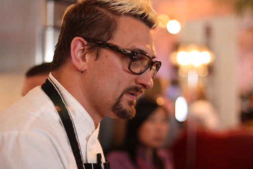 Chris Cosentino at the Pebble Beach Food and Wine Festival