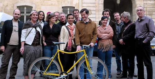 Les Explorateurs du Web place de Valois