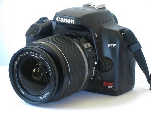 canon rebel xs eos. Canon EOS Digital Rebel XS/