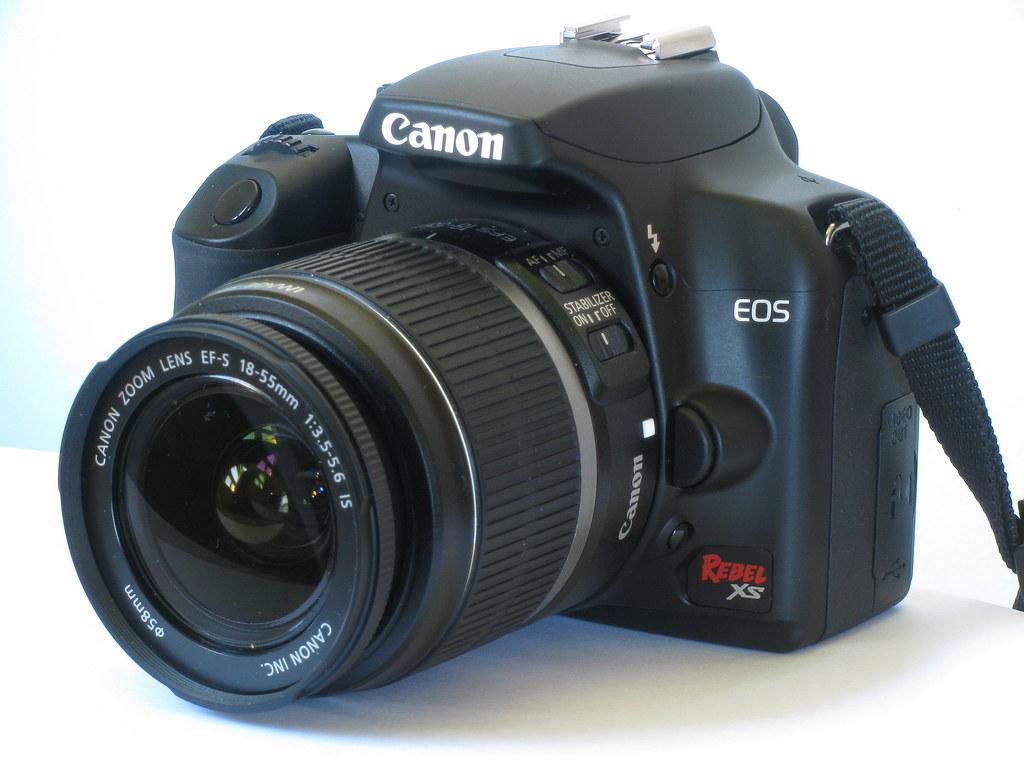 Canon EOS Digital Rebel XS/ EOS 1000D