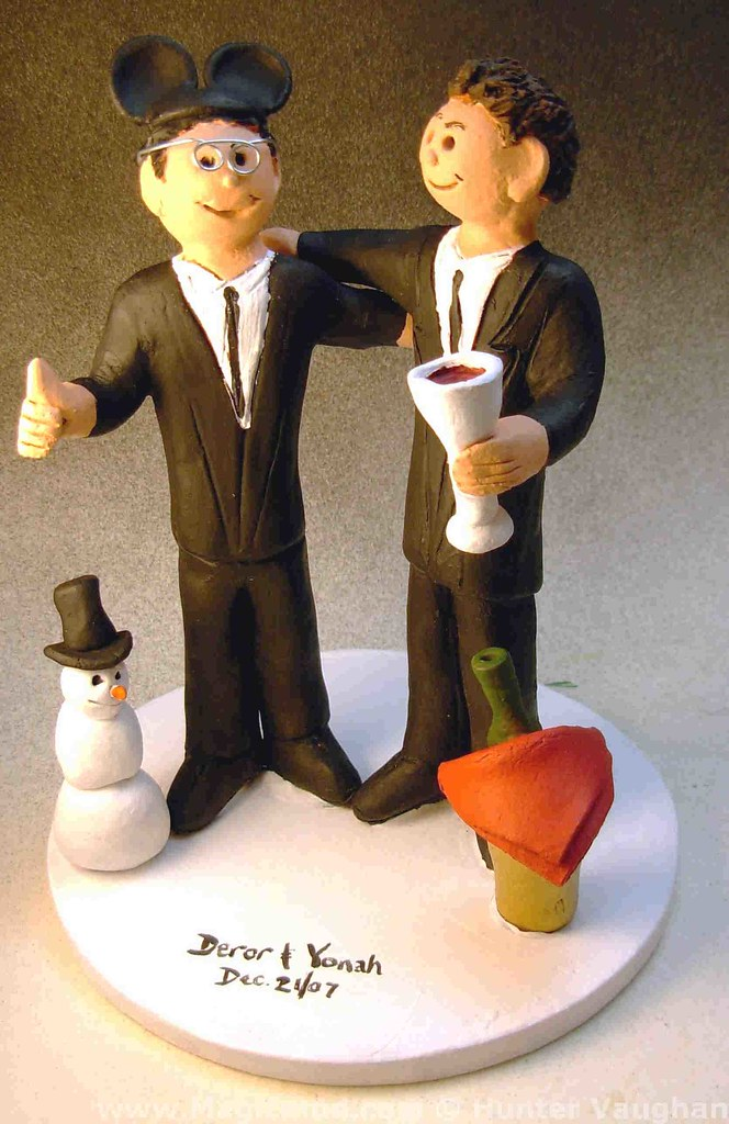 The World S Best Photos By Custom Wedding Cake Toppers Flickr Hive